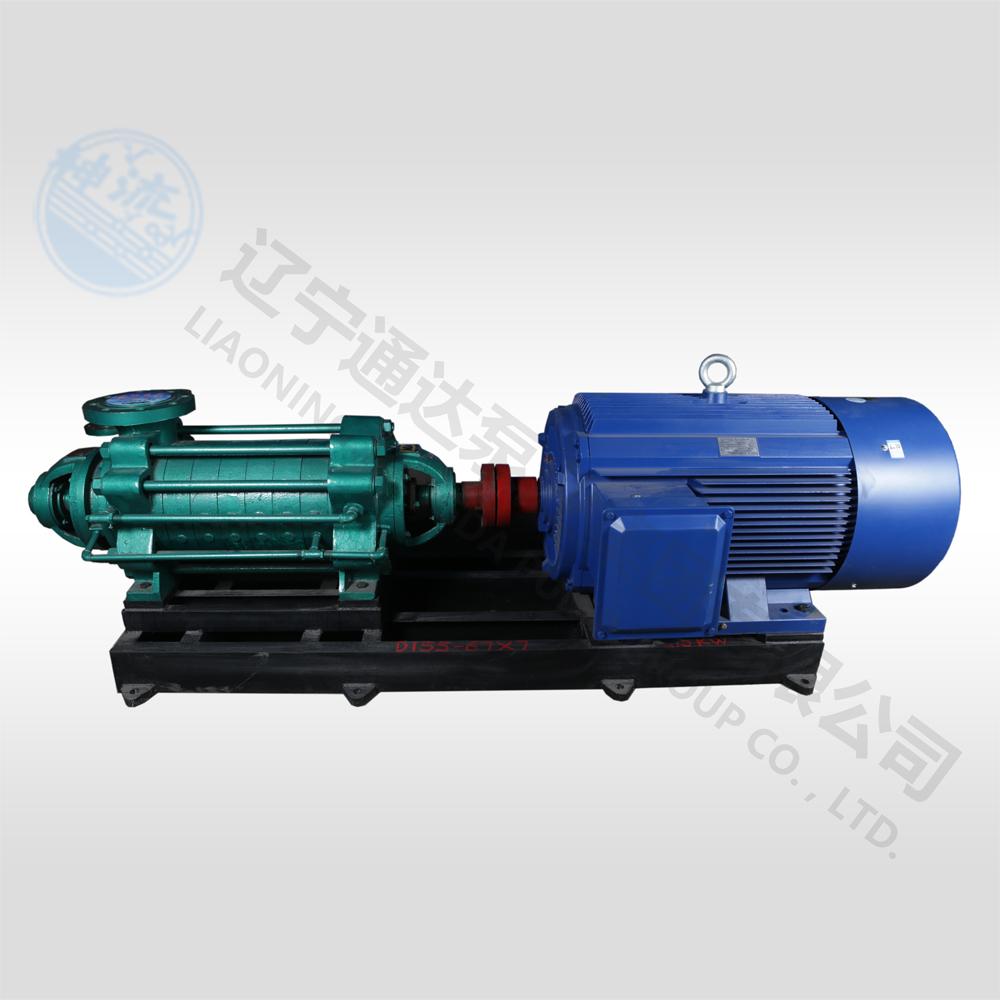 MD型卧式多级离心泵